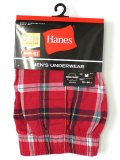 HANES 【5L】 CHECK TRUNKS