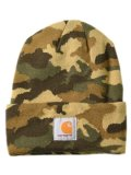 CARHARTT CAMO WATCH HAT