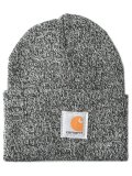 CARHARTT ACRYLIC WATCH HAT-BLACK/WHITE