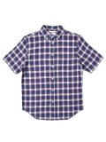 OLD NAVY SLIM-FIT BUILT-IN FLEX W WEAVE SHIRT