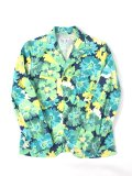 【SALE】【送料無料】ENGINEERED GARMENTS BEDFORD JACKET-FLORAL CANVAS