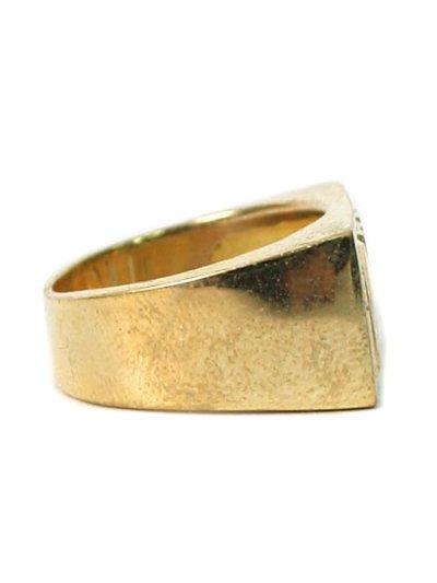 画像4: 【SALE】GROUNDSCORE NYC NYC RING-GOLD