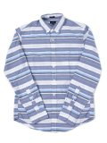 【MEGA SALE】J.CREW SLIM MULTISTRIPE WASHED SHIRT
