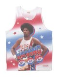 【SALE】MITCHELL & NESS SUBLIMATED TANK-J.ERVINGS