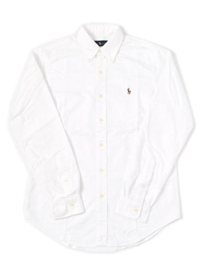 画像1: 【送料無料】POLO RALPH LAUREN L/S OXFORD BD SHIRTS