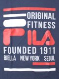 【SALE】FILA FILA ORIGINAL FITNESS TEE