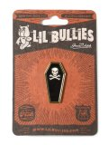 【MEGA SALE】LIL BULLIES COFFIN LAPEL PIN
