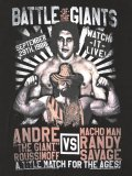 AMERICAN CLASSICS ANDRE THE GIANT VERSUS MATCH TEE