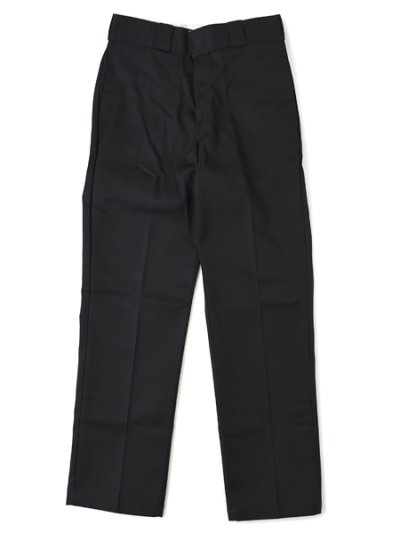 画像1: DICKIES 874 WORK PANT-BLACK