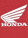 【SALE】JH DESIGN HONDA LOGO AMERICAN FLAG STICKER TEE
