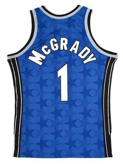 画像2: 【送料無料】MITCHELL & NESS SWINGMAN JERSEY MAGIC 00-01 #1 T.MCGRADY