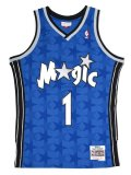 【送料無料】MITCHELL & NESS SWINGMAN JERSEY MAGIC 00-01 #1 T.MCGRADY
