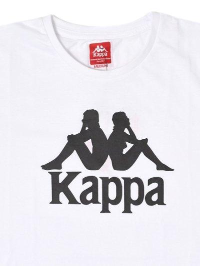画像3: 【SALE】KAPPA AUTHENTIC ESTESSI SLIM FIT TEE