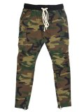 【送料無料】mnml CARGO DRAWCORD PANTS