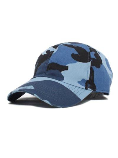 画像1: NEW HATTAN 6PNL COTTON CAP