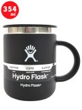 Hydro Flask COFFEE 12 OZ COFFEE MUG-BLACK