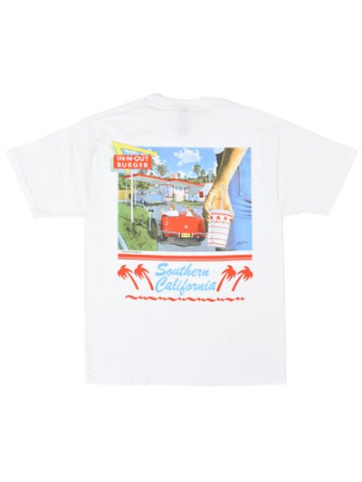 画像1: IN-N-OUT BURGER 1990 57 VET TEE