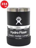 Hydro Flask BEER & SPIRITS 12 OZ COOLER CUP-BLACK