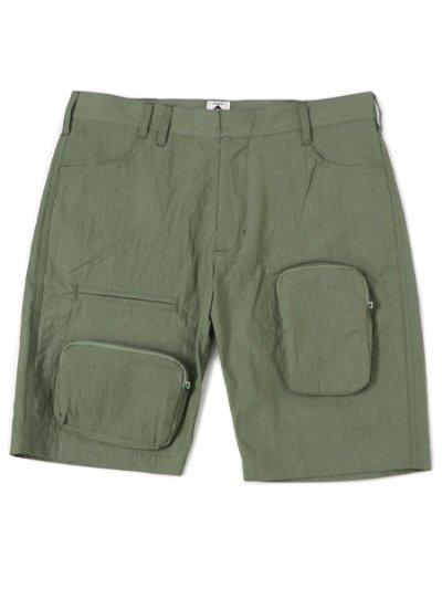 画像1: 【SALE】【送料無料】EXPANSION AQUEDUCT SHORT PANTS