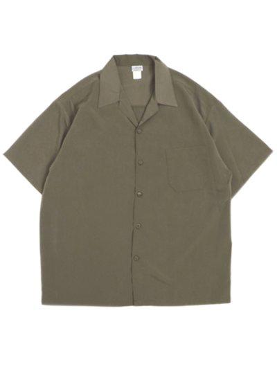 画像1: CALTOP DRESS CAMP SHIRT TAN