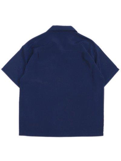 画像2: CALTOP DRESS CAMP SHIRT NAVY