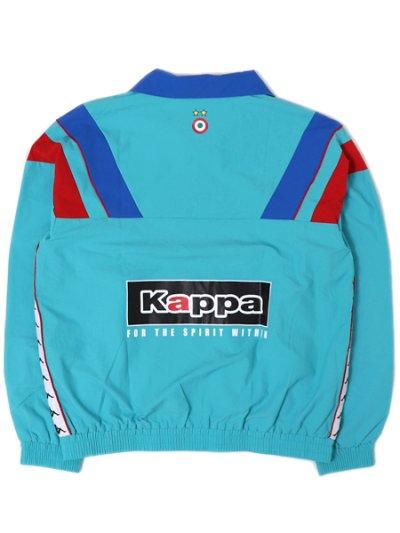 画像2: 【SALE】【送料無料】KAPPA BANDA FOOTBALL WIND JACKET