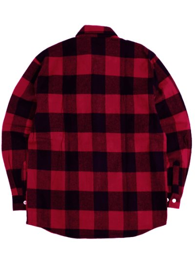画像2: ROTHCO EXTRA HEAVYWEIGHT FLANNEL SHIRT