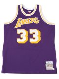 【送料無料】MITCHELL & NESS AUTHENTIC JERSEY-LAKERS KAJ  #33