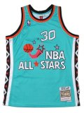 【送料無料】MITCHELL & NESS SWINGMAN JERSEY ALL-STAR EAST 96 #30 S.P