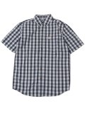 CARHARTT RELAXED FIT LW SS PLAID SHIRT