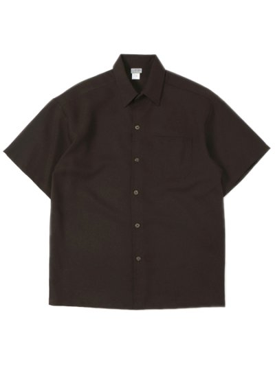 画像1: CALTOP PLAIN S/S WORK SHIRT