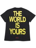 Nas WORLD IS YOURS TEE