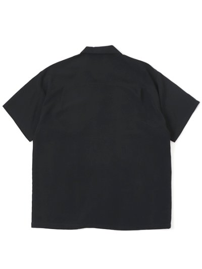 画像2: CALTOP DRESS CAMP SHIRT BLACK