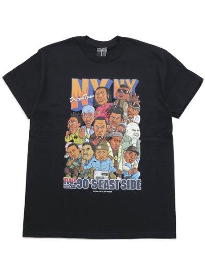 画像1: Rap Attack NY NY TEE
