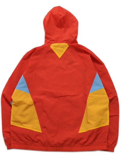 画像2: 【送料無料】NIKE WINDRUNNER WOVEN NB JACKET-CHILE RED