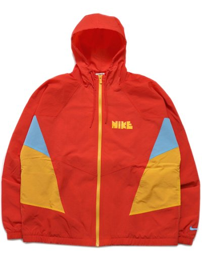 画像1: 【送料無料】NIKE WINDRUNNER WOVEN NB JACKET-CHILE RED