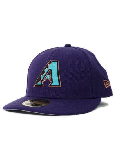 画像1: NEW ERA LP 59FIFTY COOPERSTOWN DIAMONDBACKS