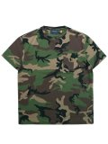 POLO RALPH LAUREN CLASSIC FIT CAMO POCKET TEE