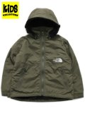 【KIDS】【送料無料】THE NORTH FACE KIDS COMPACT NOMAD JACKET