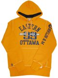 【MEGA SALE】【送料無料】Franklin & Marshall Eastern Hoody オレンジ #28181-4034