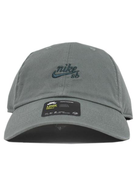 637d92b9b NIKE SB H86 VINTAGE TRUE CAP-CLAY GREEN