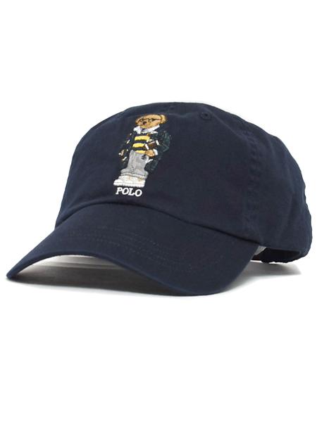 5307a4a6431 画像1  POLO RALPH LAUREN PREPPY POLO BEAR CHINO CAP (1) ...